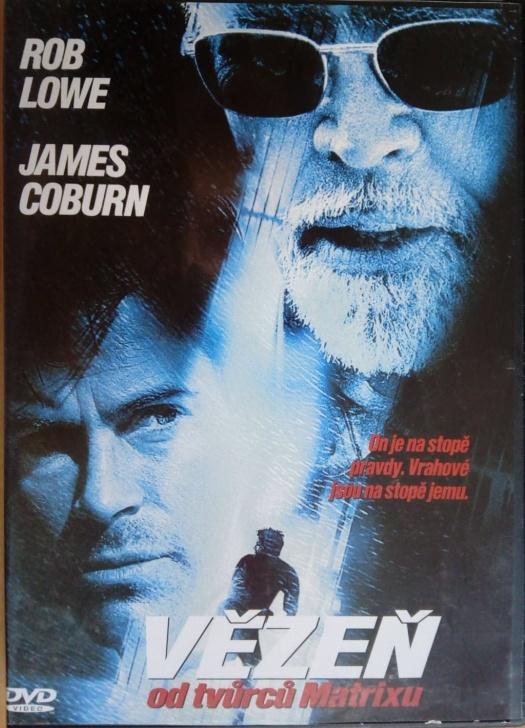 Vězeň - DVD plast