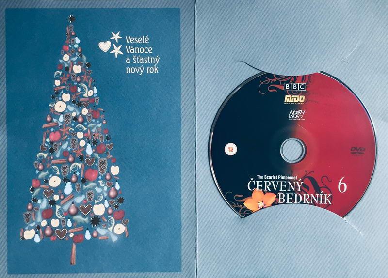 Červený bedrník 6 - Renomé - DVD /dárkový obal/