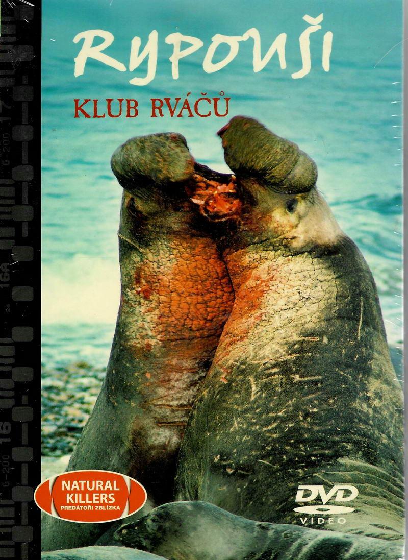 Rypouši - klub rváčů - DVD + brožura