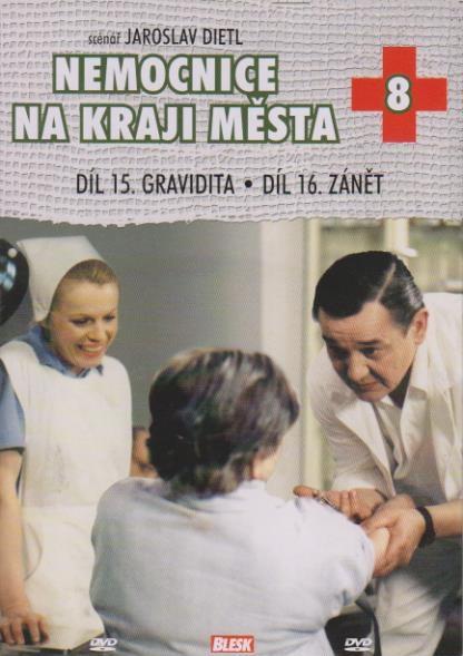 Nemocnice na kraji města 8 - DVD