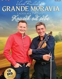 Vašek Řihák & GRANDE MORAVIA Ladislava Pavluše - Kousek od sebe - CD+DVD /plast/