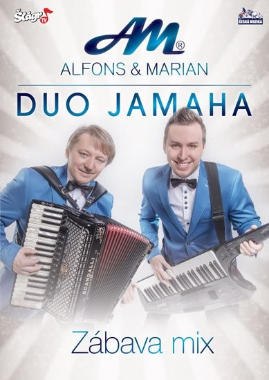 Duo Jamaha - Zábava mix - DVD /plast/