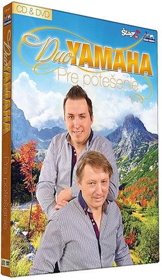 Duo Yamaha - Pre potešenie - CD+DVD /plast/