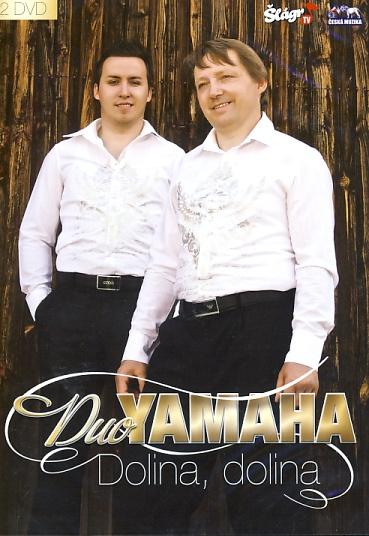 Duo Yamaha - Dolina, dolina - 2xDVD /plast/