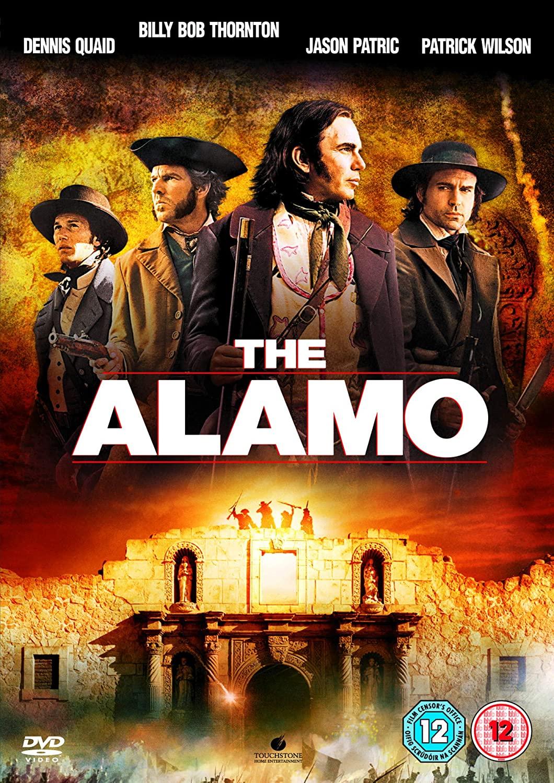The Alamo / Pevnost Alamo - v originálním znění bez CZ titulků - DVD /plast/
