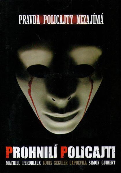 Prohnilí policajti - DVD