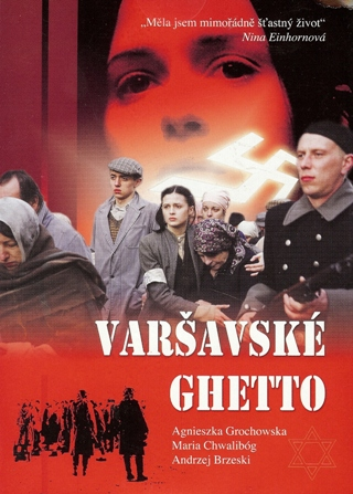 Varšavské ghetto - DVD