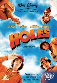Holes ( Díry ) - DVD plast ( bez CZ titulků)