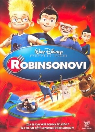 Robinsonovi - DVD /plast/