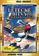 Letecké bitvy 2. světové války - 3. a 4. díl - DVD /pošetka/