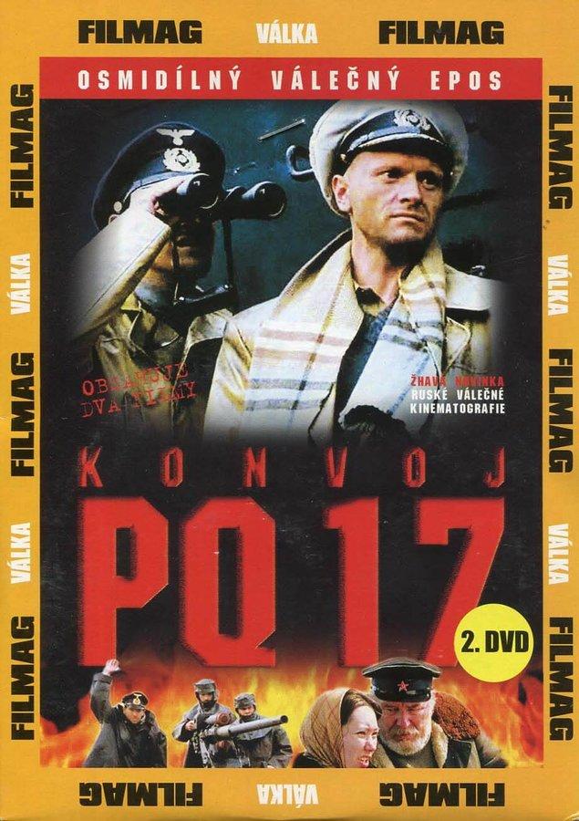 Konvoj PQ17 - 2. díl - DVD /pošetka/