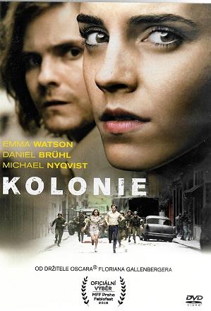 Kolonie ( plast ) DVD