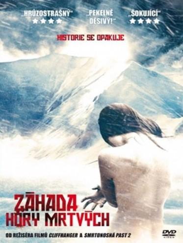 Záhada hory mrtvých - DVD /plast/