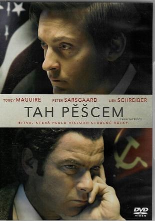 Tah pěšcem ( plast ) DVD