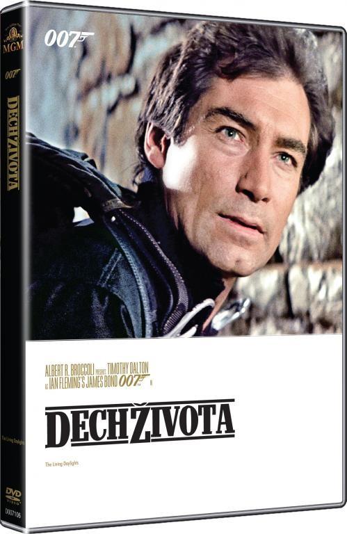 Dech života - 007 - DVD /plast/