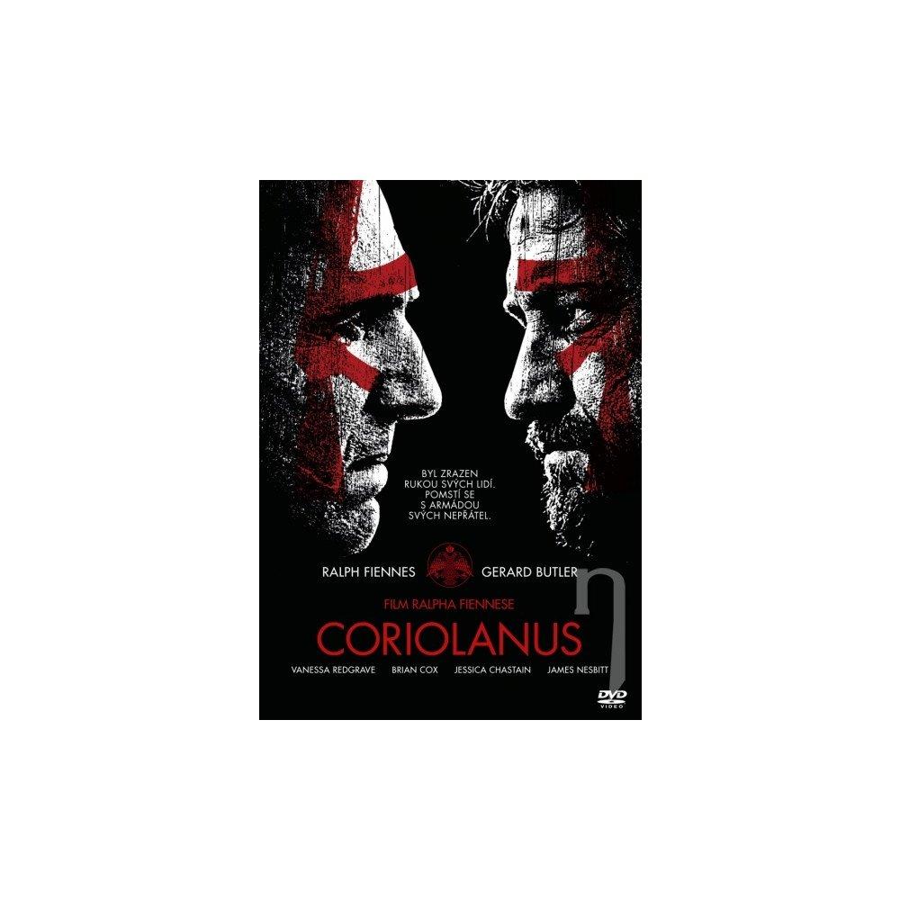 Coriolanus - DVD /plast/