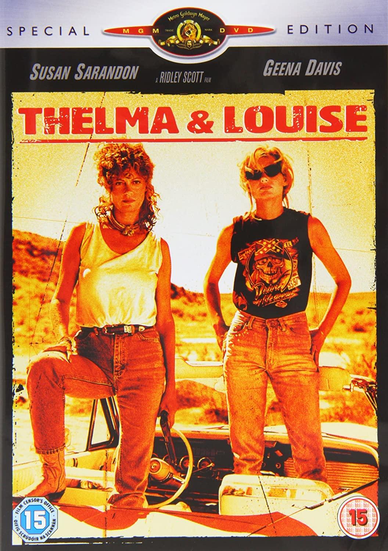 Thelma a Louise - special edition (původní znění, cz titulky) DVD /plast/