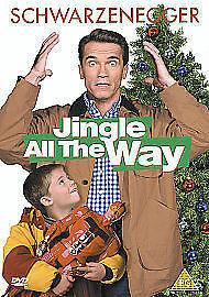 Jingle All The Way- (původní znění, cz titulky) DVD /plast/