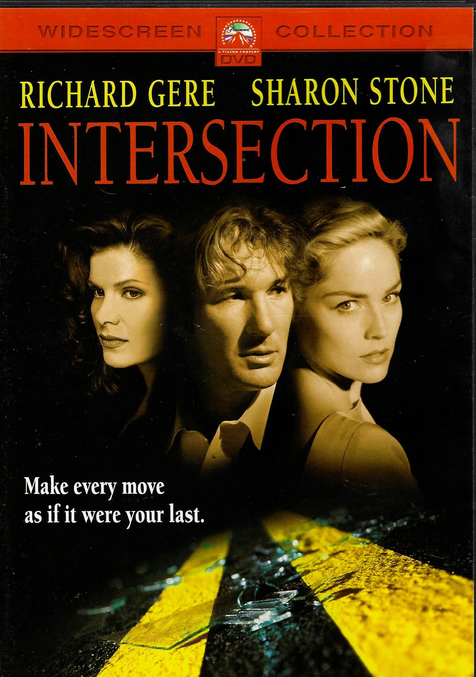Intersection - (původní znění, cz titulky) DVD /plast/