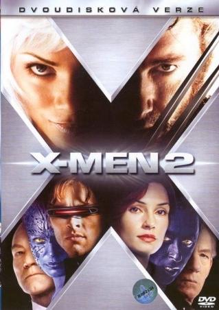 X-Men 2 - Dvoudisková verze - 2xDVD /plast/