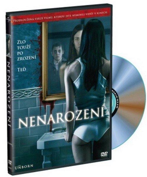 Nenarození - DVD /plast/