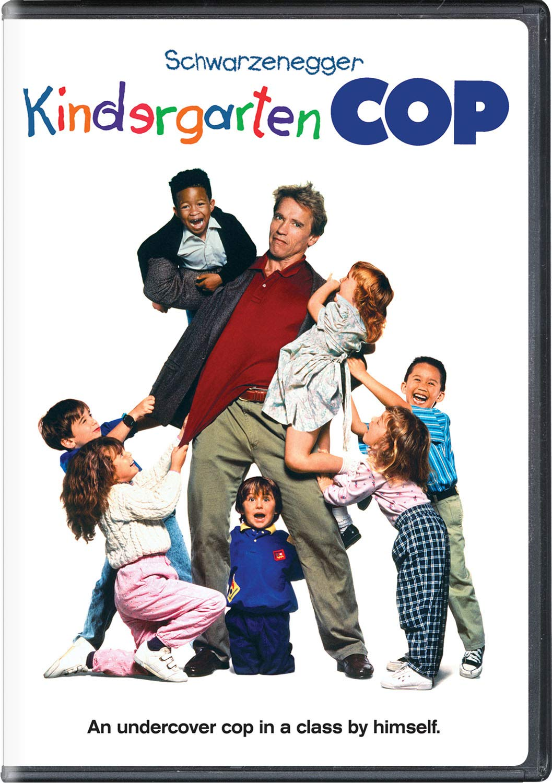 Kindergarten Cop / Policajt ze školky - DVD /plast/
