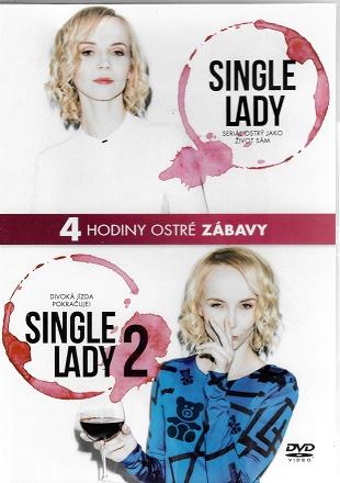 Single Lady 1+2 ( plast ) DVD