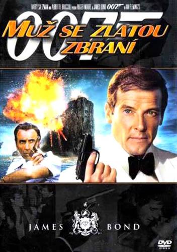 James Bond - Muž se zlatou zbraní - DVD