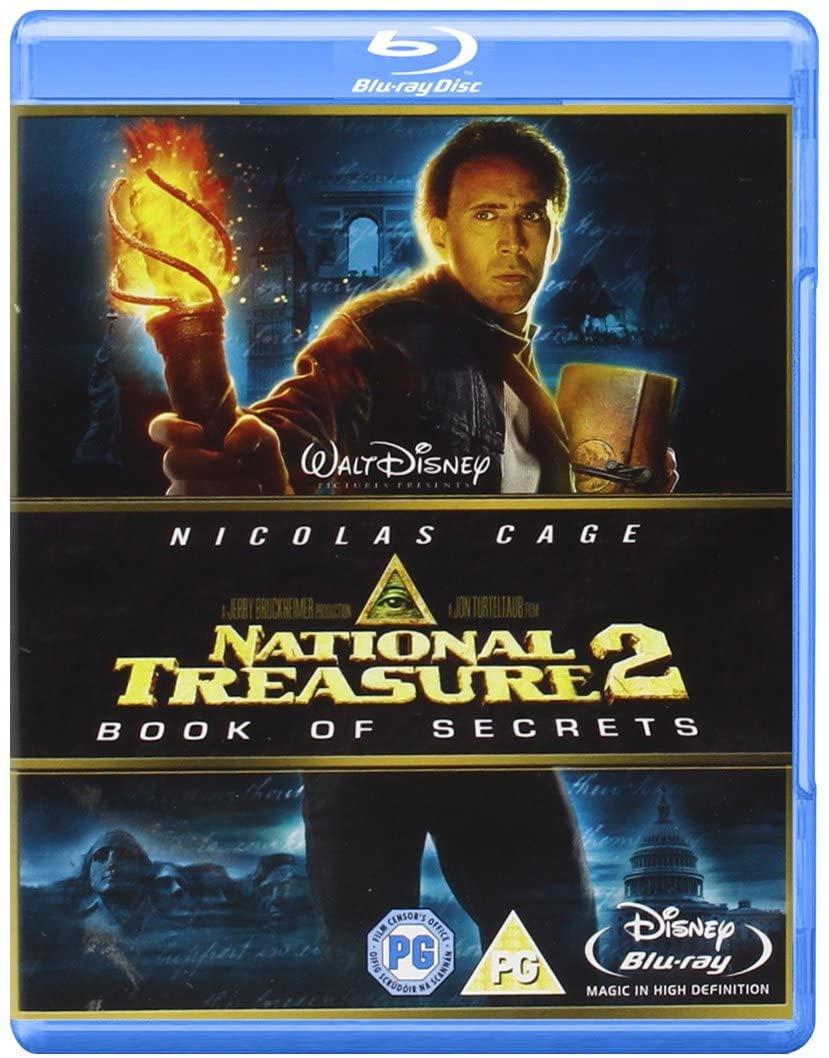 National Treasure 2 / Lovci pokladů 2 - V originálním znění bez CZ titulků - Blu-ray Disc