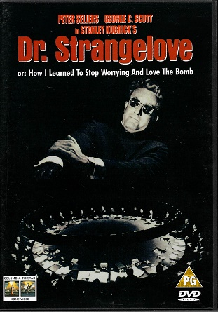 Dr. Strangelove / Dr. Strangelove ( originální znění, titulky CZ ) plast DVD