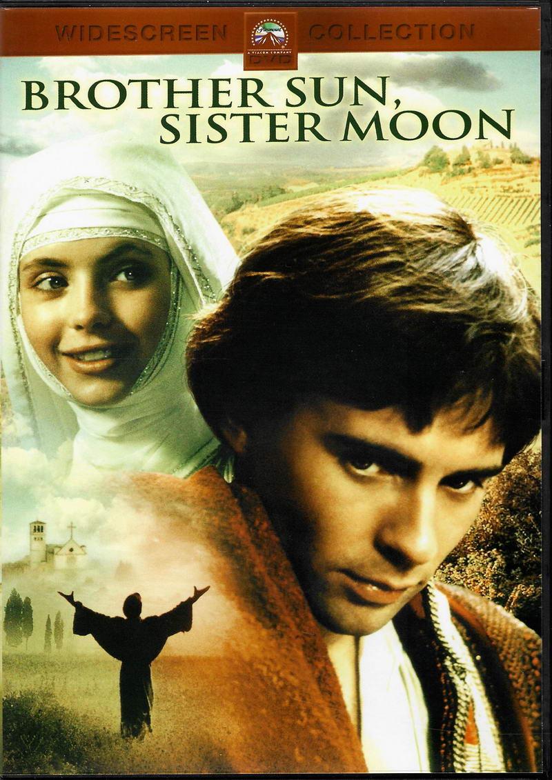 Brother sun, sister moon - DVD plast