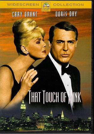 That Touch of Mink / Kouzlo norkové kožešiny ( originální znění, titulky CZ ) plast DVD