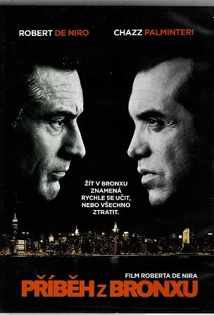Příběh z Bronxu ( plast ) DVD