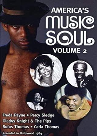 America's Music Soul - Volume 2 - DVD /plast/