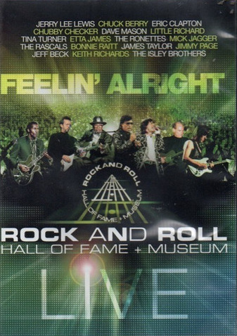 Feelin' Alright - Rock and Roll Hall of Fame + Museum - DVD /slim/