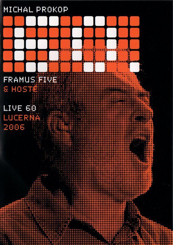 Michal Prokop - Live 60 Lucerna 2006 - DVD /plast/