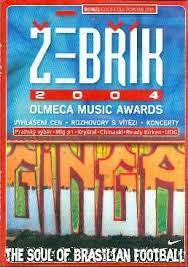Žebřík 2004 - Olmeca Music Awards - DVD /plast/