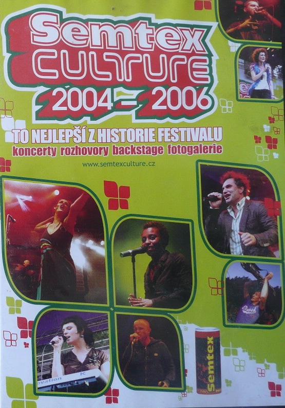 Semtex Culture 2004-2006 - DVD /plast/