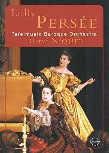 Lully Persée - Tafelmusik Baroque Orchestra - Hervé Niquet - DVD /plast/