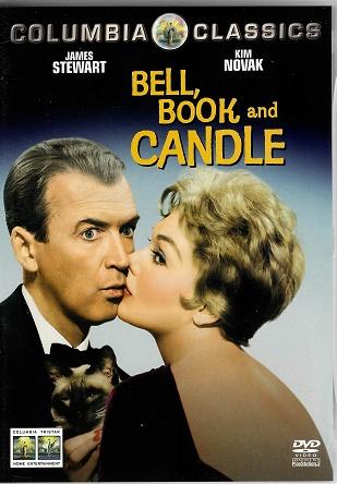 Bell Book and Candle / Zvon, kniha a svíčka ( originální znění, titulky CZ ) plast DVD