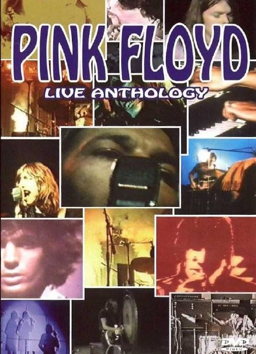 Pink Floyd - Live Anthology - DVD /plast/