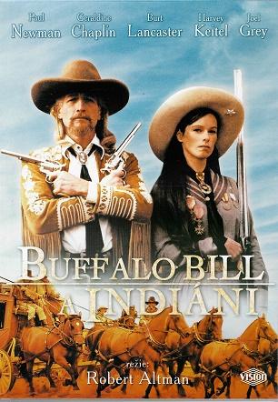 Buffalo Bill a Indiáni ( originální znění, titulky CZ ) plast DVD
