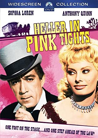Heller in Pink Tights  / Ďáblice v růžovém trikotu - v originálním znění s CZ titulky - DVD /plast/
