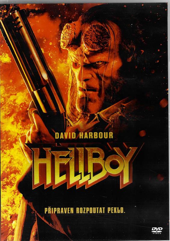 Hellboy - DVD plast
