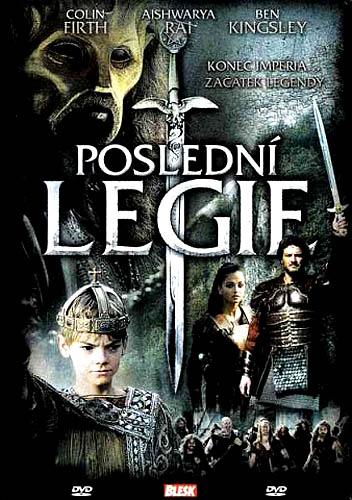 Poslední legie - DVD