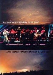 Čechomor - Proměny Tour 2003 - DVD /plast/