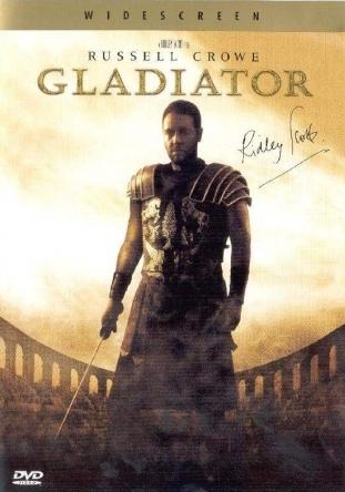 Gladiator - v originálním znění s CZ titulky - DVD /plast/