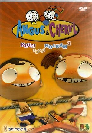 Angus & Cheryl - Kluci proti holkám 2. ( plast ) DVD