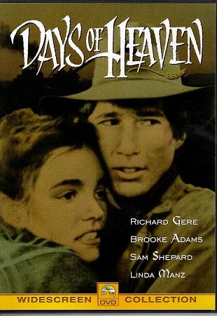 Days of Heaven / Nebeské dny ( originální znění, BEZ titulků CZ ) plast DVD