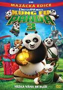 Kung Fu Panda 3 - DVD plast